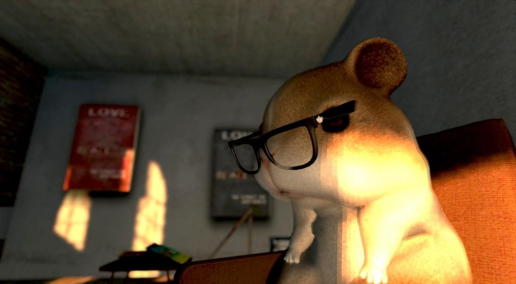 S2E2 Hamster CU