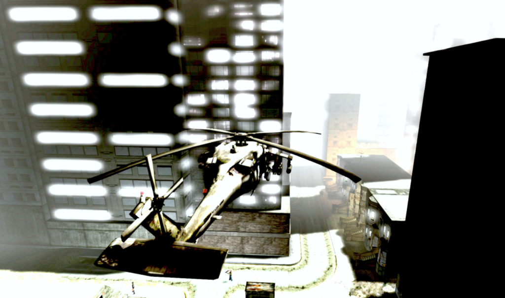 S2E2 helicopter